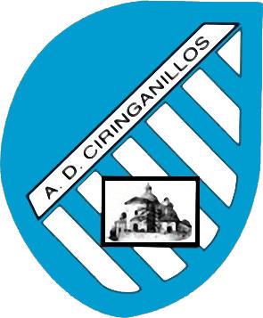 Escudo de A.D.  CIRINGANILLOS- (MADRID)