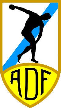 Escudo de A.D.  FERROVIARIA (MADRID)