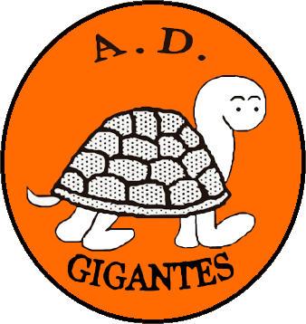 Escudo de A.D.  GIGANTES (MADRID)