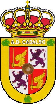 Escudo de A.D. CADALSO (MADRID)