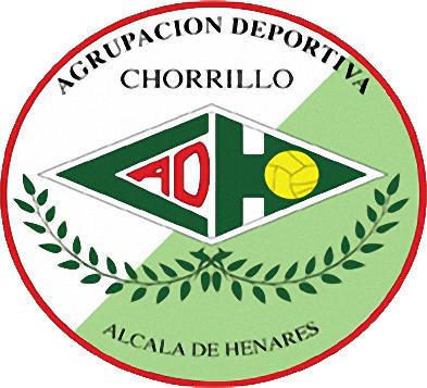 Escudo de A.D. CHORRILLO (MADRID)