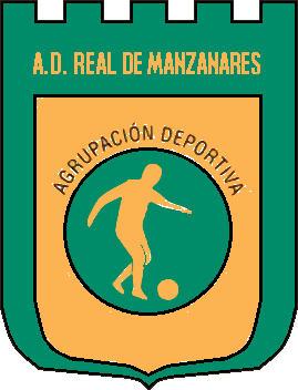 Escudo de A.D. EL REAL DE MANZANARES (MADRID)
