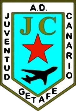 Escudo de A.D. JUVENTUD CANARIO (MADRID)