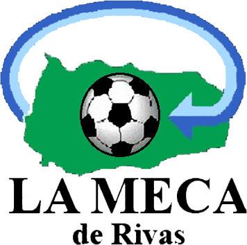 Escudo de A.D. LA MECA DE RIVAS (MADRID)
