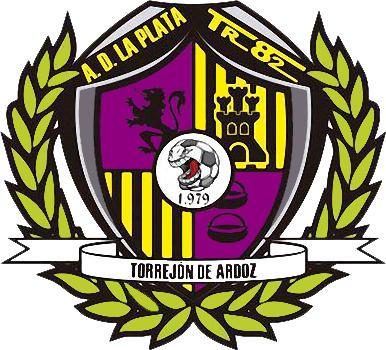 Escudo de A.D. LA PLATA-TR82 (MADRID)