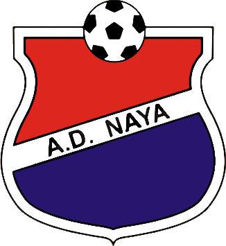 Escudo de A.D. NAYA (MADRID)