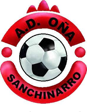 Escudo de A.D. OÑA SANCHINARRO (MADRID)