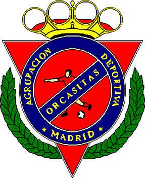 Escudo de A.D. ORCASITAS (MADRID)