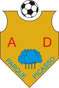 Escudo de A.D. PARQUE PICASSO (MADRID)