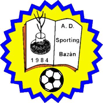 Escudo de A.D. SPORTING BAZAN (MADRID)