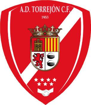 Escudo de A.D. TORREJÓN C.F. (MADRID)