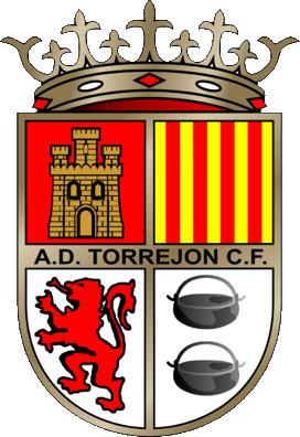 Escudo de A.D. TORREJON C.F. (MADRID)