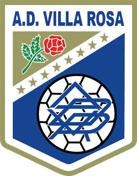 Escudo de A.D. VILLA ROSA (MADRID)
