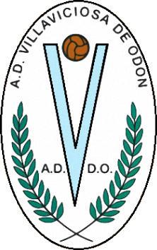 Escudo de A.D. VILLAVICIOSA DE ODÓN (MADRID)