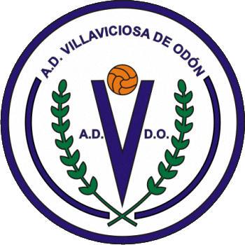 Escudo de A.D. VILLAVICIOSA DE ODON (MADRID)