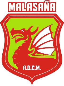 Escudo de A.D.C.  MALASAÑA (MADRID)