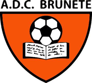 Escudo de A.D.C. BRUNETE (MADRID)
