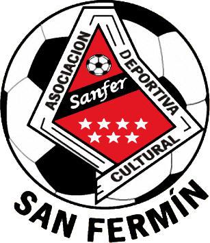 Escudo de A.D.C. SAN FERMÍN (MADRID)