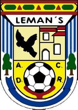 Escudo de A.D.C.R.  LEMANS (MADRID)