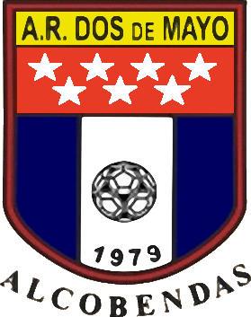 Escudo de A.R.  DOS DE MAYO (MADRID)
