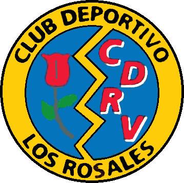 Escudo de AA.VV. LOS ROSALES (MADRID)