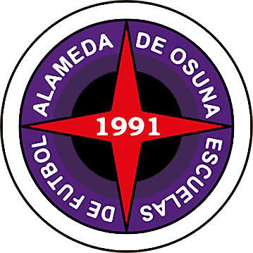 Escudo de ALAMEDA DE OSUNA E.F. (MADRID)