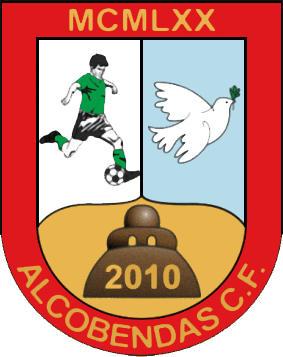 Escudo de ALCOBENDAS C.F. (MADRID)