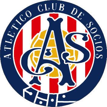 Escudo de ATLÉTICO CLUB DE SOCIOS (MADRID)