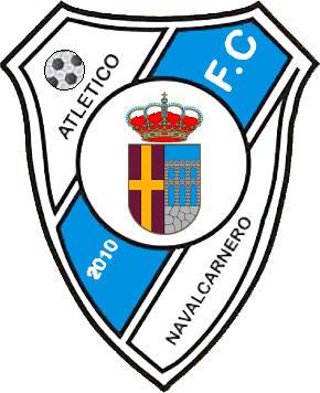 Escudo de ATLÉTICO NAVALCARNERO F.C. (MADRID)