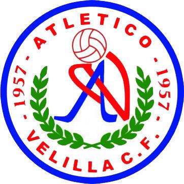 Escudo de ATLÉTICO VELILLA C.F. (MADRID)