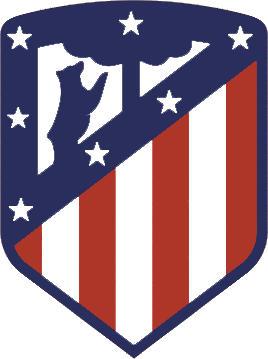 Escudo de C. ATLÉTICO DE MADRID (2) (MADRID)