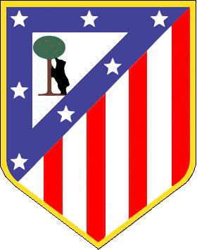 Escudo de C. ATLÉTICO DE MADRID (MADRID)