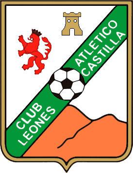 Escudo de C. ATLÉTICO LEONES DE CASTILLA (MADRID)