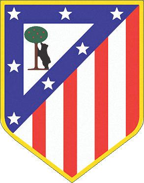 Escudo de C. ATLETICO DE MADRID (MADRID)