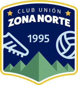 Escudo de C. UNIÓN ZONA NORTE (MADRID)