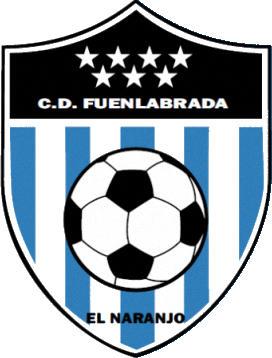 Escudo de C.D.  FUENLABRADA EL NARANJO (MADRID)