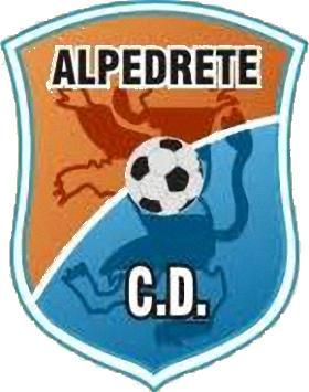 Escudo de C.D. ALPEDRETE (MADRID)