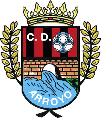 Escudo de C.D. ARROYO (MADRID)