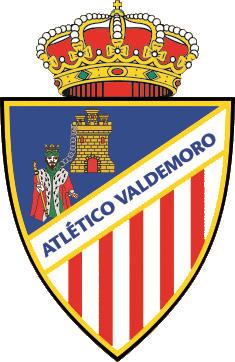 Escudo de C.D. ATLÉTICO VALDEMORO (MADRID)
