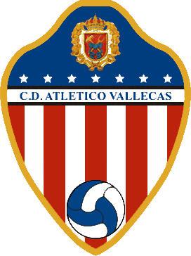Escudo de C.D. ATLÉTICO VALLECAS (MADRID)