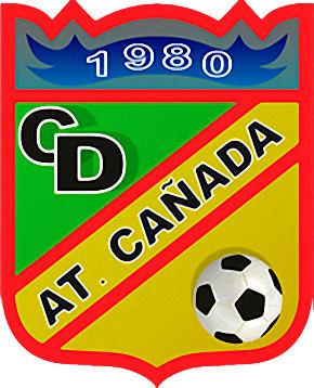 Escudo de C.D. ATLETICO CAÑADA ALCORCON (MADRID)