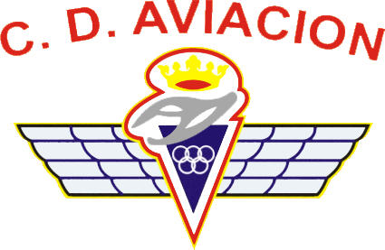 Escudo de C.D. AVIACION (MADRID)