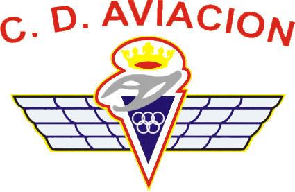 Escudo de C.D. AVIACION (MADRID)