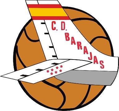 Escudo de C.D. BARAJAS (MADRID)