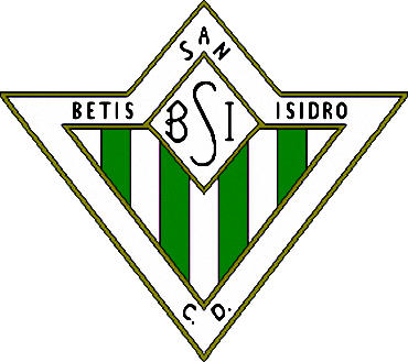 Escudo de C.D. BETIS S. ISIDRO (MADRID)