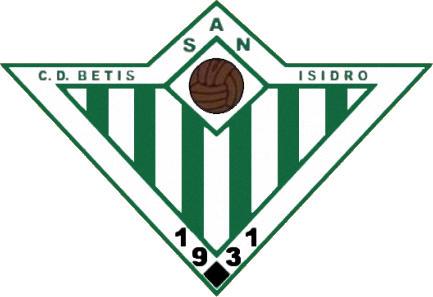 Escudo de C.D. BETIS SAN ISIDRO (MADRID)
