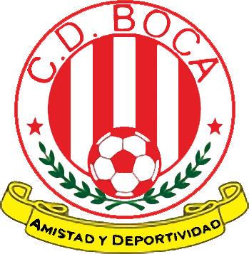 Escudo de C.D. BOCA (MADRID)