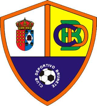 Escudo de C.D. BRUNETE (MADRID)