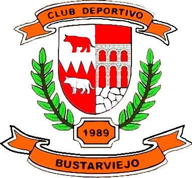 Escudo de C.D. BUSTARVIEJO (MADRID)