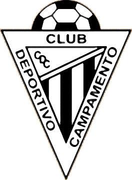 Escudo de C.D. CAMPAMENTO (MADRID)